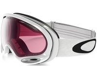 Маска Oakley A-Frame 2.0 Polished White / Prizm Rose
