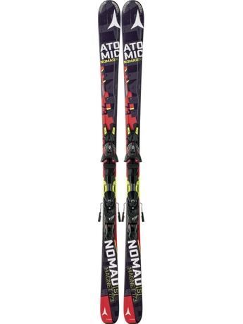 Горные лыжи Atomic Magnet + XTO 12 14/15