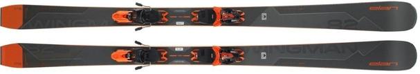 Горные лыжи Elan Wingman 82Ti PowerShift + крепления ELX 11 Shift (19/20)