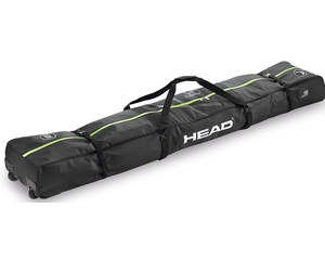 Чехол на колесах Head Rebels Skibag 4 pairs