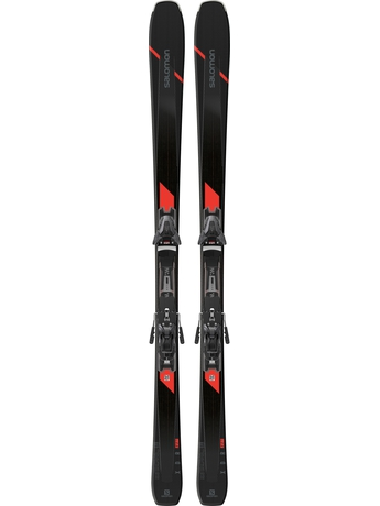 Горные лыжи Salomon XDR 80 Ti + крепления Z 12 GW 19/20