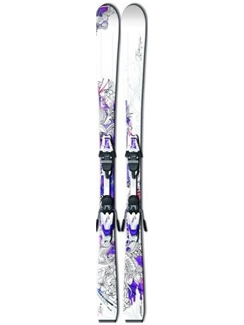 Горные лыжи с креплениями Fischer Koa 73 My Style + V9 My Style 11/12