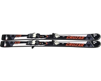Горные лыжи Fischer XTR Cruzar + крепления RS 10 (16/17)