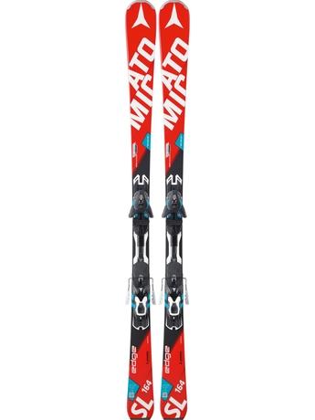 Горные лыжи Atomic Redster Edge SL + крепления XT 12 16/17