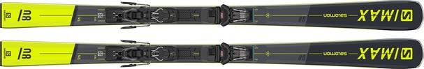 Горные лыжи Salomon S/Max 8 + крепления M10 GW L80 (20/21)