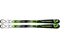 Горные лыжи Salomon X-Pro Ti + крепления Lithium 10 (15/16)