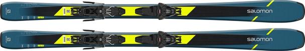 Горные лыжи Salomon XDR 76 ST C + крепления L 10 GW (19/20)