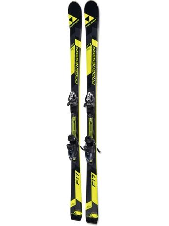 Горные лыжи Fischer Progressor F17 + крепления RS10 16/17