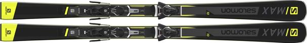 Горные лыжи Salomon S/Max 10 + крепления Z 11 Walk (18/19)