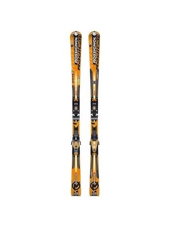 Горные лыжи Rossignol Radical R11 Mutix + крепления AXIAL2 140 TI TPI2 MUTIX 07/08