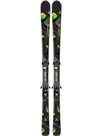 Горные лыжи Salomon Lime + L10 W 14/15