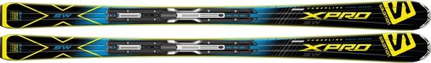 Горные лыжи Salomon X-Pro SW + крепления XT 12 (15/16)
