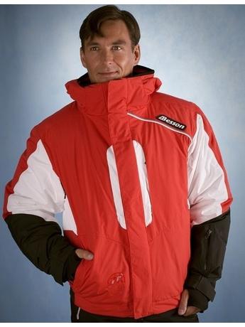 Куртка Besson Alta red