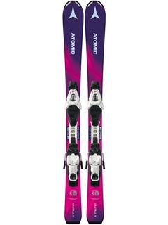 Горные лыжи Atomic Vantage X Girl 100-120 + крепления С 5