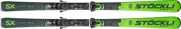 Горные лыжи Stockli Laser SX + крепления SP 12 Ti (20/21)