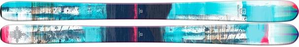 Горные лыжи Salomon Q-96 Lumen (14/15)