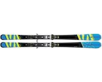 Горные лыжи Salomon X-Race SW + крепления Z12 Speed (16/17)