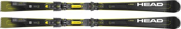 Горные лыжи Head Supershape e-Speed + крепления PRD 12 (20/21)