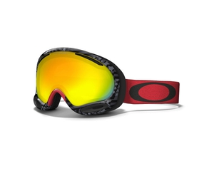 Маска Oakley A-Frame 2.0 SW Old Glory Red / Fire Iridium