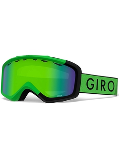Детская маска Giro Grade Bright Green Black Zoom / Loden Green 26