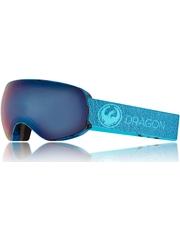 Маска Dragon X2S Mill / Lumalens Blue Ion + Lumalens Amber