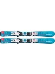 Горные лыжи Elan Starr QS + крепления EL 4.5 (70-90)