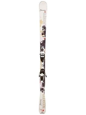 Горные лыжи Rossignol Harmony II WTpi + крепления Saphir 90 S TPI 10/11