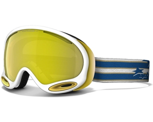 Маска Oakley A-Frame 2.0 Lindsey Vonn Stars And Stripes / 24K Iridium