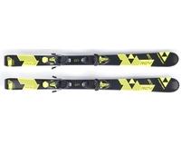 Горные лыжи Fischer RC4 Race JR SLR 2+ крепления FJ 4 (16/17)