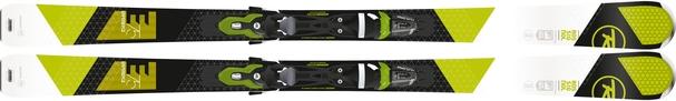 Горные лыжи Rossignol Experience 75 + крепления Xelium 100 (15/16)