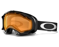 Маска Oakley Splice Jet Black / Persimmon