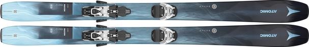 Горные лыжи Atomic Maven 86 C + крепления Warden 11 MNC (21/22)