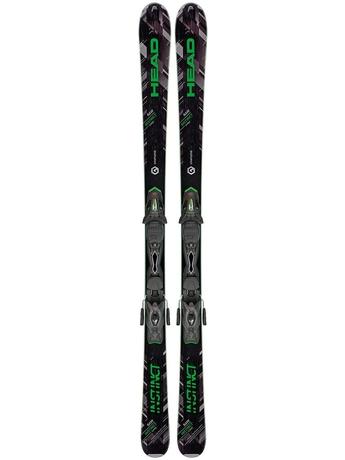 Горные лыжи Head Raw Instinct Ti Pro + крепления PR 11 16/17
