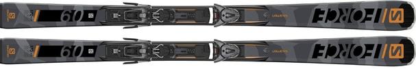Горные лыжи Salomon S/Force 5 + крепления L10 GW (19/20)