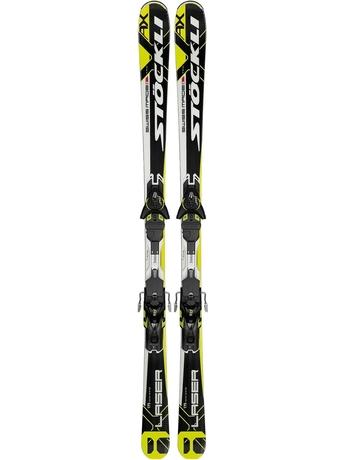 Горные лыжи Stockli Laser AX + крепления M AM12 C90 15/16