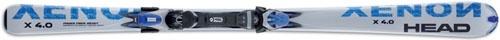 Горные лыжи Head Xenon Xi 4.0 RF + крепления RF 11 (08/09)