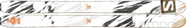 Горные лыжи Salomon Q BC Lab (14/15)