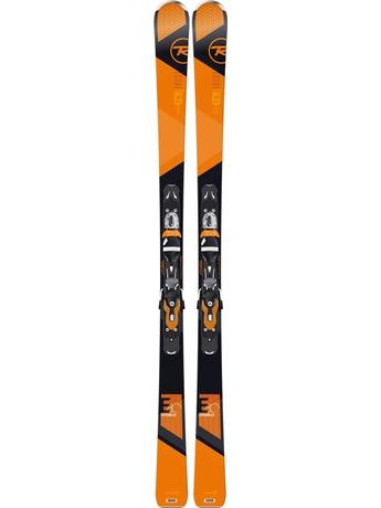 Горные лыжи Rossignol Experience 80 + Xelium 110 14/15