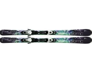 Горные лыжи с креплениями Atomic Affinity Pure + XTO 10 LADY OME 11/12