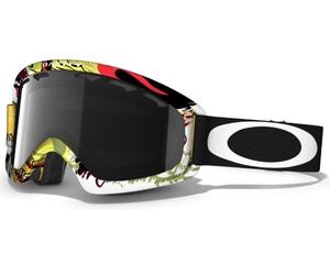 Маска Oakley 02 XS Mountain Monster Red / Dark Grey
