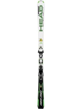 Горные лыжи Head ISupershape Magnum SW SP 13 + крепления Freeflex Pro 14 10/11