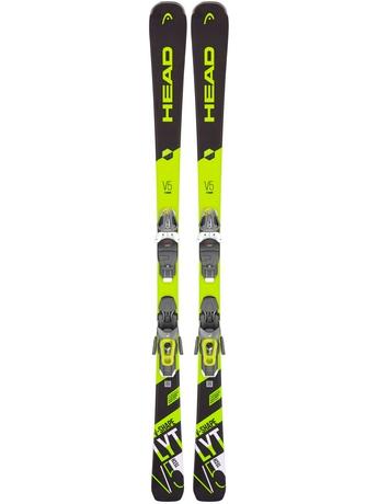 Горные лыжи Head V-Shape V5R + крепления PR 11 18/19