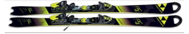 Горные лыжи Fischer RC4 Worldcup SL jr. RP jr. + FJ7 AC (17/18)