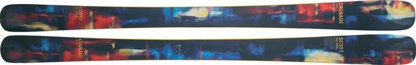 Горные лыжи Scott Crusade + NC 10 B100 (14/15)