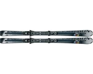 Горные лыжи с креплениями Salomon 24 Sport + JL10 B80 Bk/b 11/12