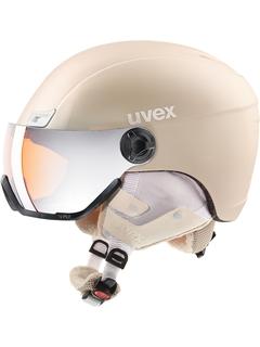 Горнолыжный шлем Uvex HLMT 400 Visor Style
