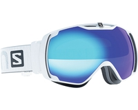 Маска Salomon XTEND White / Mid Blue