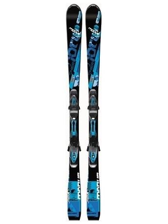 Горные лыжи с креплениями Fischer Motive 74 + RS10 Powerrail 11/12
