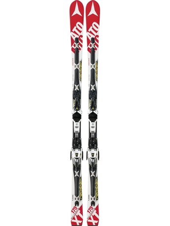 Горные лыжи Atomic Redster Doubledeck 3.0 XT + X16 VAR 14/15