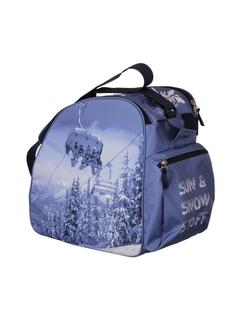 Сумка Sun Snow Stuff Blue Forest